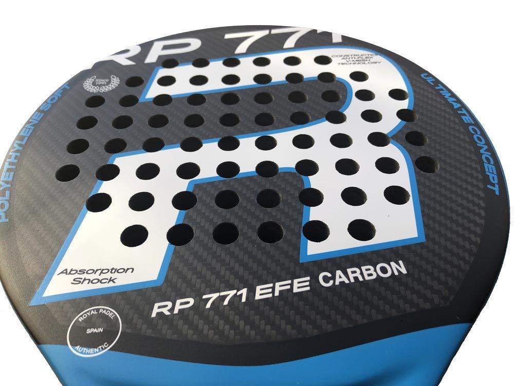 Royal Padel Pala de pádel EFE Carbon 2019: Amazon.es: Deportes y ...