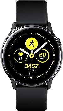 """Samsung Galaxy Watch Active – Smartwatch (1,1"""",40mm, Tizen, 768 ..."""