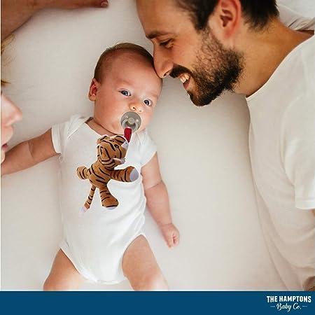Amazon.com: Tiger – Soporte para chupete de animal pelado ...