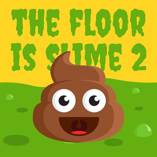 The Floor Is SLIME 2 - Poop Emoji Double Jump Challenge: Toilet Time Killer Free Games (Toilet Simulator)