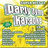 : Party Tyme Karaoke - Super Hits 11 (16-song CD+G)