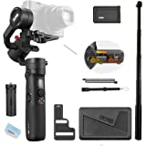 Zhiyun Crane M2 3-Axis Gimbal Compatible for Action Camera, Mirrorless Compact Cameras,Smartphones,Payload 130g - 720g,with T