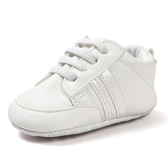 Topgrowth Scarpine Sneakers per Bambini Neonati Antiscivolo Scarpe da  Ginnastica Neonato Ragazzo Ragazze di Prewalker 6-12M  Amazon.it  Scarpe e  borse 9ea49819d43
