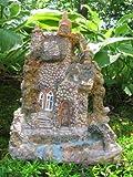 Cheap Market Hill 7″ Tall Jasmine Fairy House for Fairy or Miniature Garden