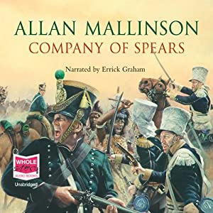 The Company of Spears Audiobook