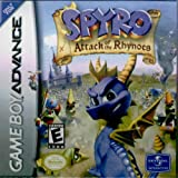 Spyro 3: Attack of the Rhynocs - Game Boy Advance