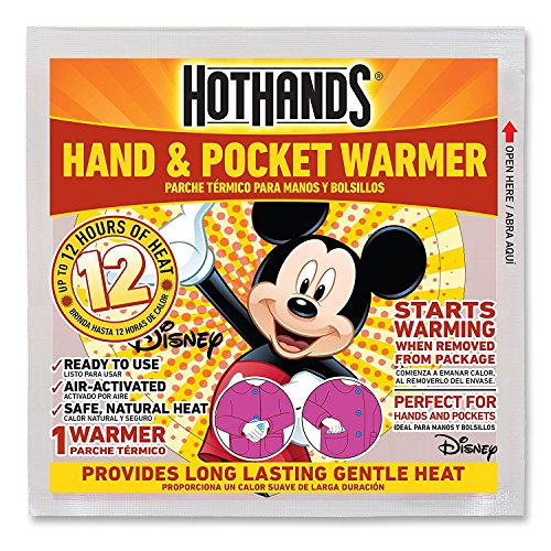 HotHands Hand Warmer Value Pack HH Hand Warmers (10 Pair) & Disney Hand Warmers (10 pair) 20 Pair Total