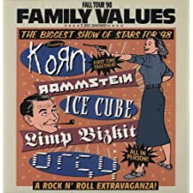 Family Values Tour (Vinyl) [Importado]