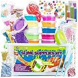 DIY Slime Supplies Kit For Girls Boys -58 Pc...