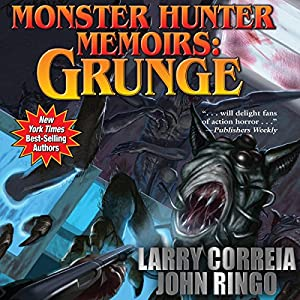 Monster Hunter Memoirs: Grunge Audiobook