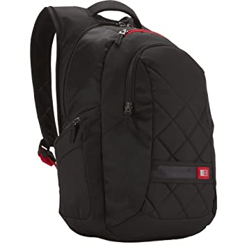 Amazon.com: Case Logic DLBP-116 16-Inch Laptop Backpack (Black ...