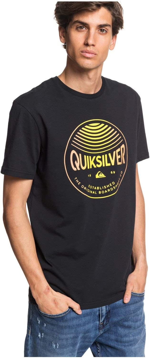 Quiksilver Colors In Stereo H - Camiseta Hombre