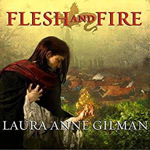 Flesh and Fire Audiobook