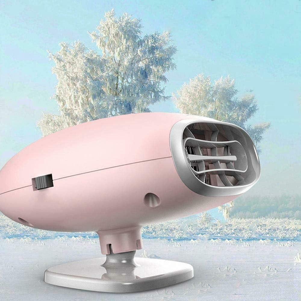 Portable Car Heater Defroster 12V 150W Vehicle Cooling Fan Window Demister Windshield Fast Heating Defroster Black