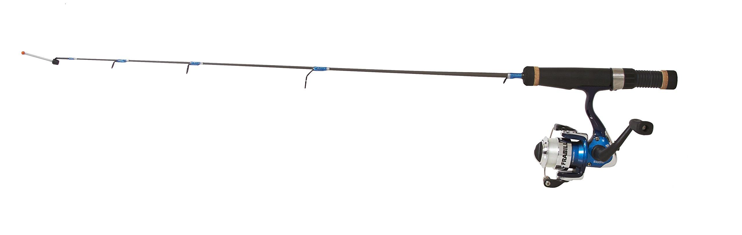 Frabill Panfish Popper Pro 30-Inch Dead Stick, Black