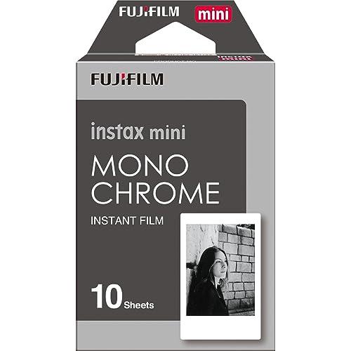 富士フィルム インスタントフィルム instax mini モノクローム