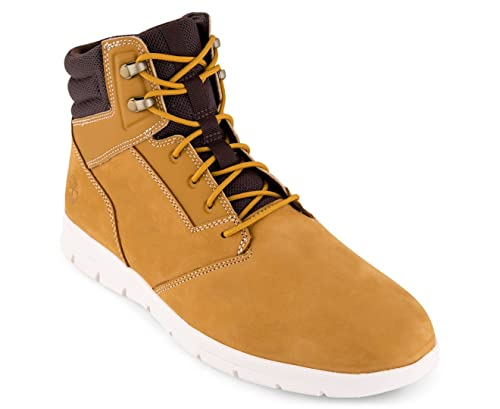 bec577a7144f Timberland Men s Graydon Sneaker Boot Wheat (11.5