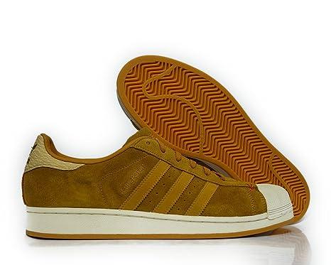 adidas da Uomo Superstar B27574 Sneaker  Amazon.it  Sport e tempo libero 47059abc7b6