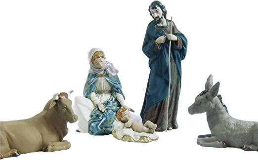 Amazon.com: Nao by Lladro Collectible Porcelain Figurines ...