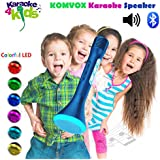 Kids Microphone,Kids Karaoke Machine of Disney Baby Toys,Toddler Musical Toys,3 4 5 6 7 8 Year Old Boy Gifts, Birthday Gifts for Girls Disney Song Challenge