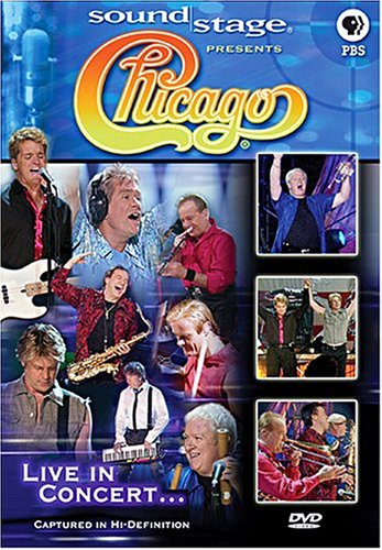 Soundstage Presents Chicago - Live in Concert by E1 ENTERTAINMENT