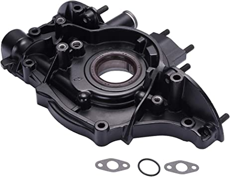 SCITOO Engine Components 15100-PLC-003 Oil Pump Fits for 2001-2005 for Honda Civic