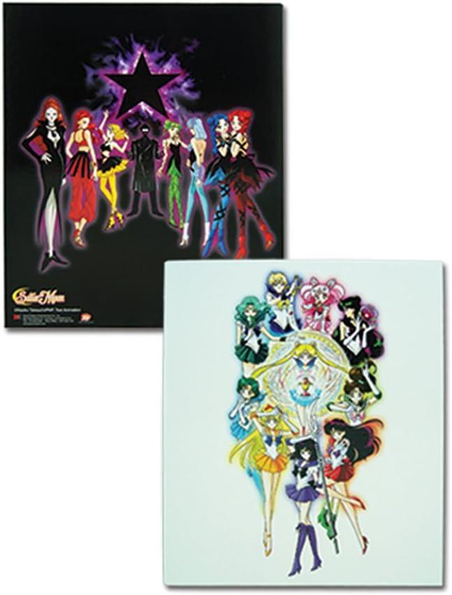 Sailor Moon S Group Binder