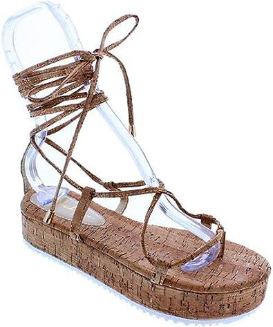 Fashion Mid Platform Sandals