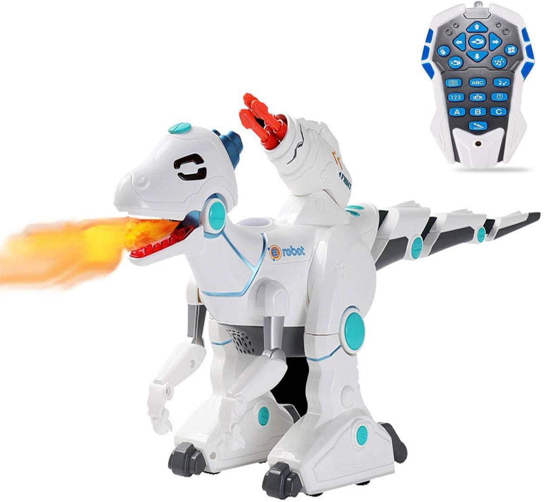 FOONEE Control Remoto Dinosaur Robot Dinosaur Toys For Boys RC ...