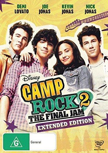 - Camp Rock 2 - The Final Jam [NON-USA Format / PAL / Region 4 Import - Australia]