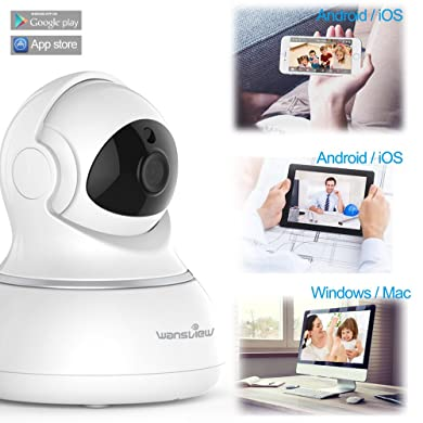 Wansview Wireless IP Camera - Video Resolution and Imaging