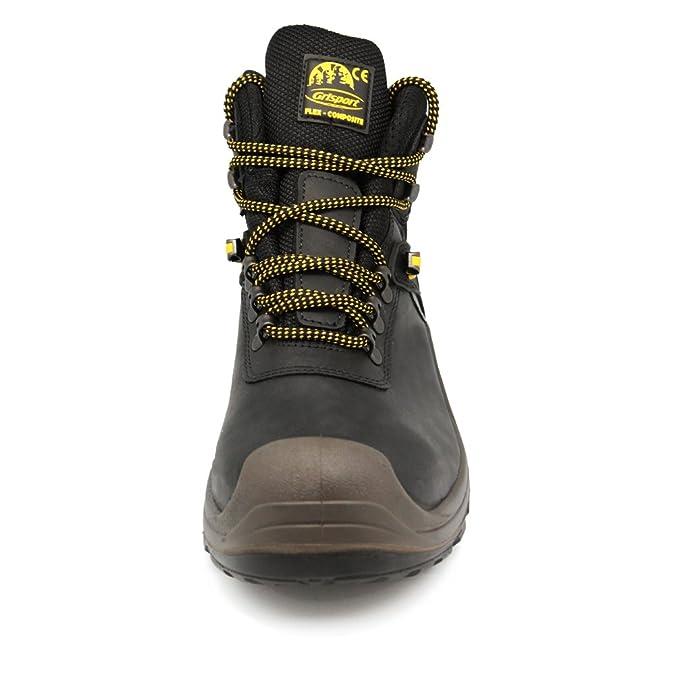 Grisport 74053 - 74049 valsugana c dakar v.9 botas unisex de seguridad/para trabajos3, src, hro, wr, hi: Amazon.es: Zapatos y complementos