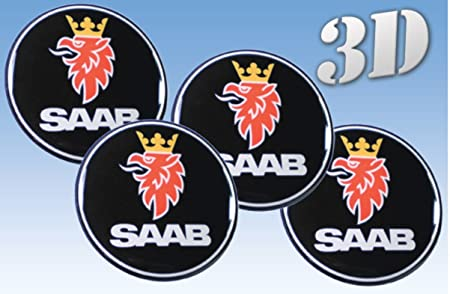 Wheel stickers Mini imitation all size Centre Cap Logo Badge Wheel Trims 3d 30mm