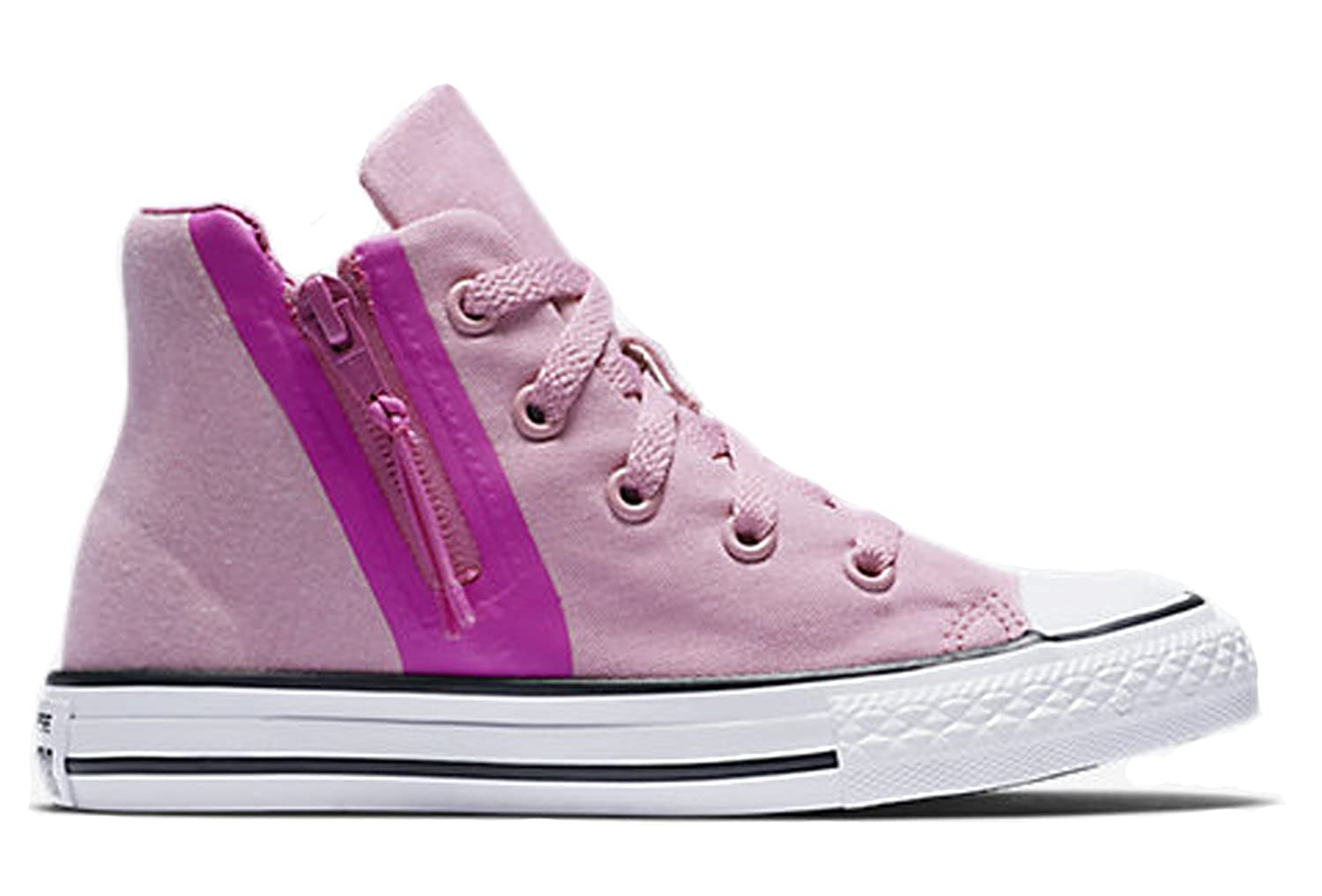 Converse, 659993F, Kids, Sport Zip hi, Light Orchid (Pink) B073RNFN3M 11.5 M US Little Kid