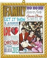 2015 Family - Photo frame Carlton Ornament