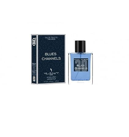 Blues Channels–Perfume de hombre (inspirado en un prestigioso perfume