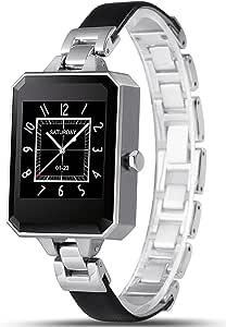 Lemfo lem2 Bluetooth SmartWatch Fashion Mujer Reloj pulsómetro ...