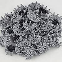 MamimamiH New 28pcs Golf Shoe Spikes Soft spikes Golf Shoe Spikes Fast Twist Tri-Lok Spikes Cleats fit Footjoy