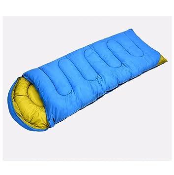 CRMM Saco De Dormir Camping Mummy 2 Viajes De Temporada De Diferentes Espesores Y Saco De