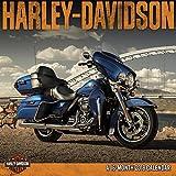 Harley Davidson 2018 Mini Wall Calendar