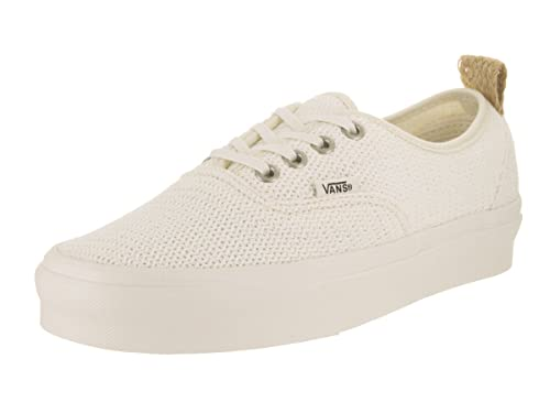vans authentic hombre blanco
