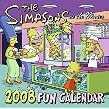 The Simpsons 2008 Fun Calendar