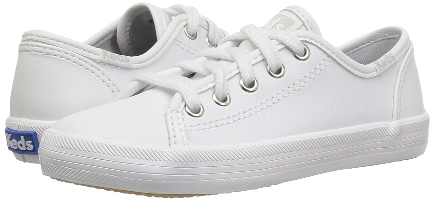 f892ca597af6 Keds Girls Kickstart Leather Sneakers  Amazon.ca  Shoes   Handbags
