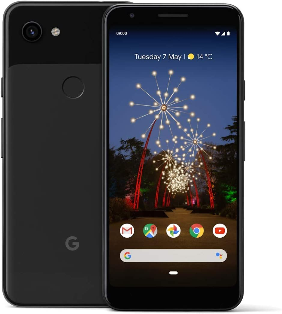 Google Pixel 3a mit Stock Android
