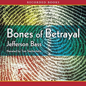 Bones of Betrayal Audiobook