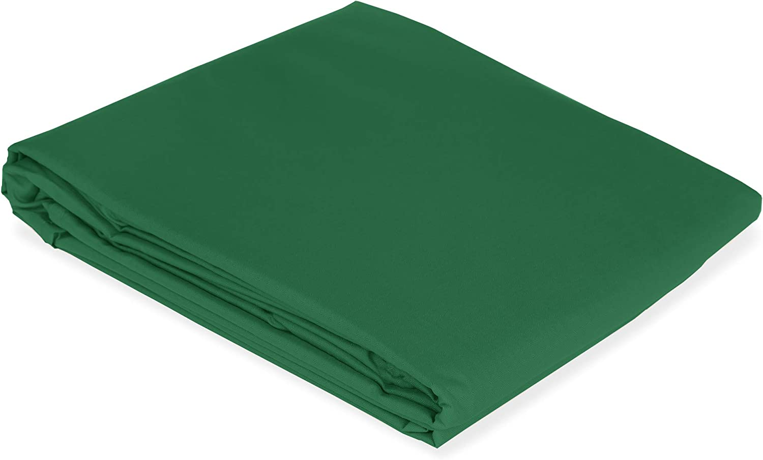 Garden Winds X-Large Universal Replacement Swing Canopy Top Cover- RipLock - Green