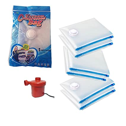 Nice Life Space Saver Vacuum Storage Bags Pack Of 6 2M2L