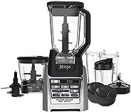Ninja Auto-iQ Total Boost Kitchen Nutri Blender System with 1500 Watts professional base- BL687CO (Renewed)