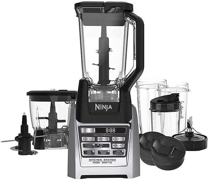 Amazon.com: Ninja Auto-iQ Total Boost Nutri Equipo completo ...