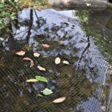 Rainleaf 14' x 20' Pond Net Pond Netting Mesh